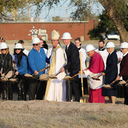 Rother Shrine Groundbreaking photo album thumbnail 1